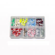 Mini Blade Fuse Assortment (Approx 100pcs)