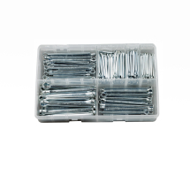 Split Pin Assortment (Approx 220pcs)