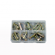 Linch Pin 6-11mm Assortment 6,8,11mm  (Approx 20pcs)