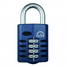 Squire Combination Padlock50mm