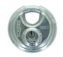 Squire Disc Padlock 70mm