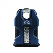 Squire HD Combination Padlock (Closed Shackle)