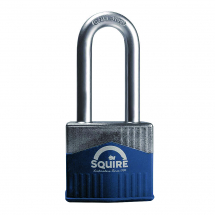 Squire Warrior Combi Padlock Long shackle 55mm