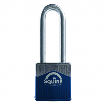 Squire Warrior Padlock 45mm (Open Shackle)