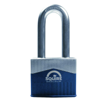 Squire Warrior Padlock 65mm (Open Shackle)