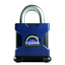 Squire Stormproof Padlock 65mm (Open Shackle)