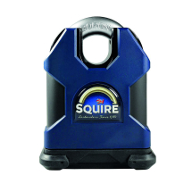 Squire Stormproof Padlock 65mm (Closed Shackle)