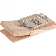 Wooden Mouse Traps Sold Singularly