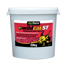 Wildcat ST 20kg Tub (Bromadiolone)