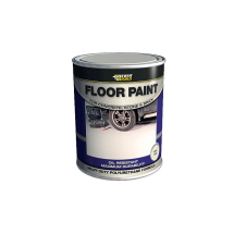 Heavy Duty Floor Paint 5Ltr (Resin Based-Grey)
