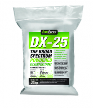 Agriforce DX25 Disinfectant (25kg Disinfectant Powder)