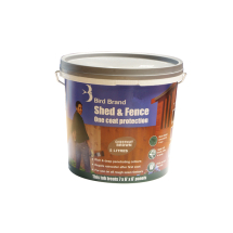Chestnut Brown Shed&Fence 5Ltr