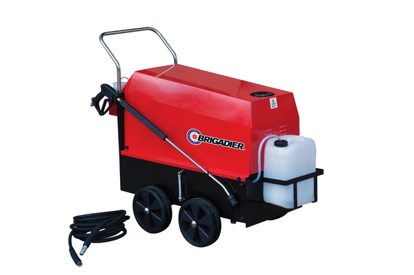 BRIGADIER PRESSURE WASHER-HOT (HOT WATER)