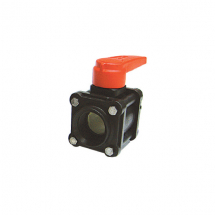 Bolted 2-Way Ball Valve 2