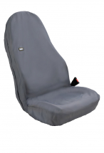 Wrap Around Seat Cover Grey