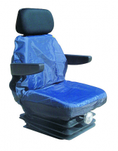 Small Tractor Seat cover Grey