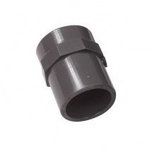 PVC Socket Solvent/Tread 1/2