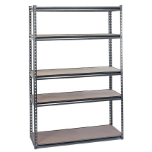 Heavy Duty Shelving Unit 300kg (1220mm x 450mm x 1830mm)