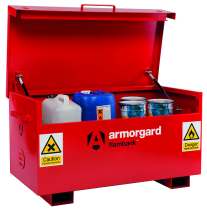 Armorgard Flambank Site Box (W1275 x D665 x H660mm)
