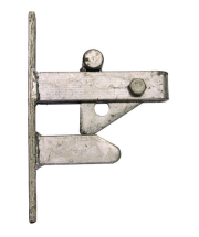 Self Locking Gate Catch (Galvanised)