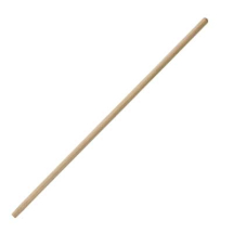 Broom Handle 4ft x 1-1/8