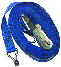 Ratchet Strap 50mm x 10M (H) (Hook-End, 5000kg Max Tension)