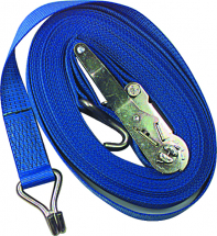 Ratchet Strap 50mm x 15M (H) (Hook-End, 5000kg Max Tension)