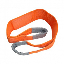 12-Tonne Towing Sling 8M (300mm, Orange, Duplex)