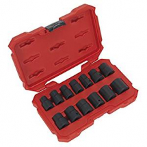 Impact Socket Set 13pc 1/2