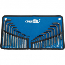 25pc Hex Key Set (Metric/Imp)