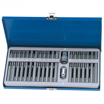 40pc Expert Mechanics Bit Set (3/8
