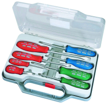 8pc Expert Screwdriver Set