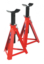 Axle Stands 7.5T (Pair) (490mm - 730mm)