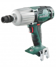 Metabo 18V Impact Wrench 600Nm (Body only, SSW18LTX)