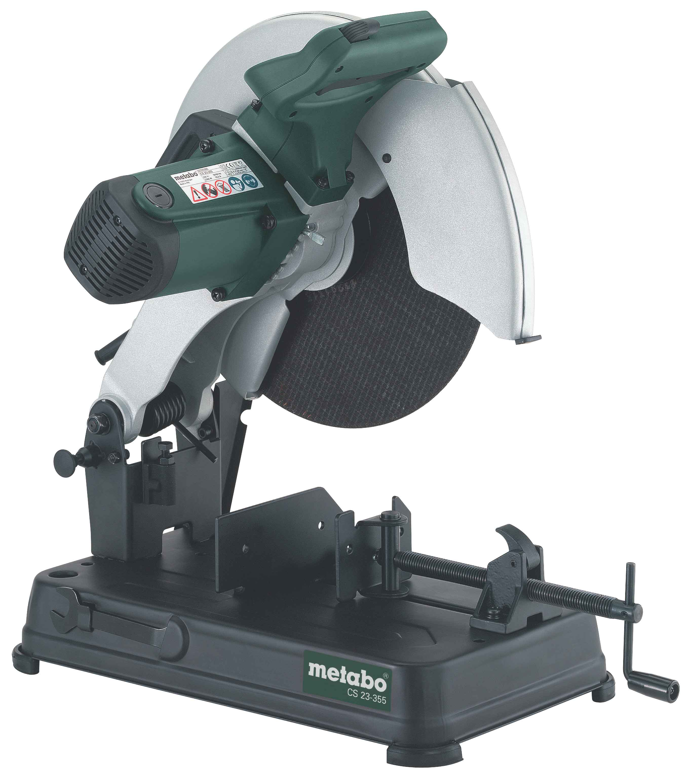METABO 356mm CHOPSAW 240V