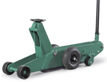 Compac Trolley Jack 10T Includes Rubber Tyre