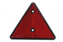 Triangle Reflectors (Pack-2) (140mm x 7mm)