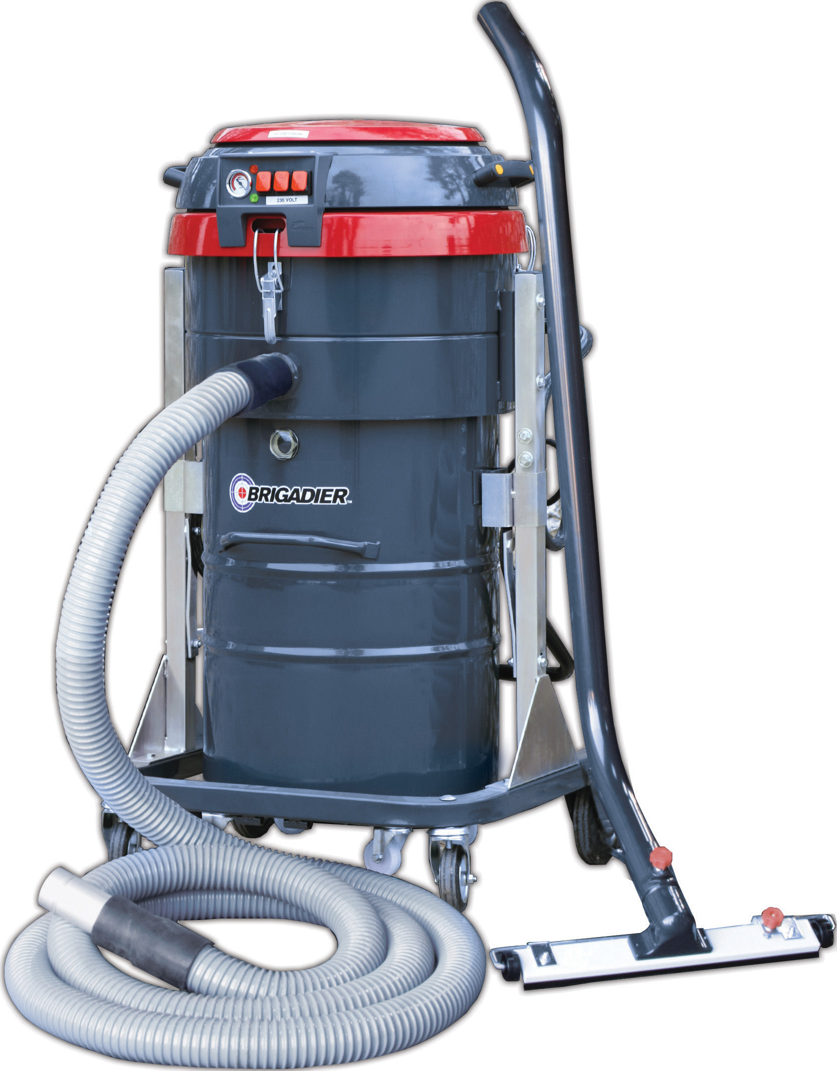 BRIGADIER VACUUM DS-3450 (WITH FULL KIT)