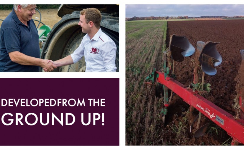 Maximising the wear life of your Kverneland plough